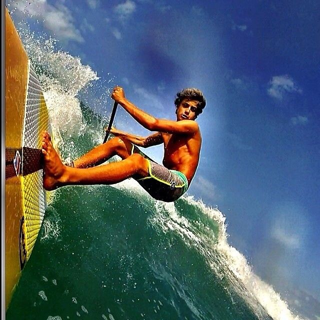 SUP... surf...