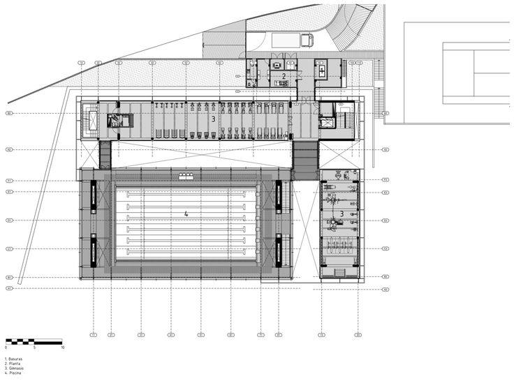 Galería de Centro Deportivo Universidad de los Andes / MGP Arquitectura y Urbanismo - 35