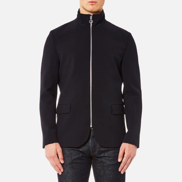 HUGO Men's Apino Zipped Jacket Navy