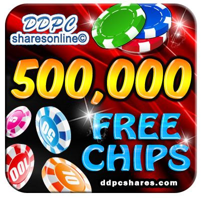 DDPCshares.com :: 500k in Free DoubleDown Chips 9.3.14