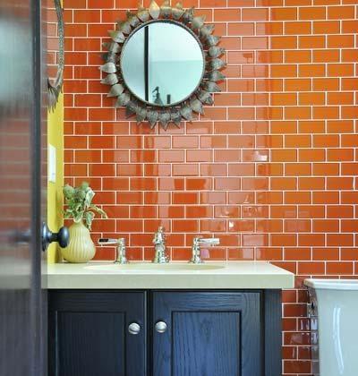 Kitchen Tiles Orange 81 best subway tiles images on pinterest   subway tiles, melbourne