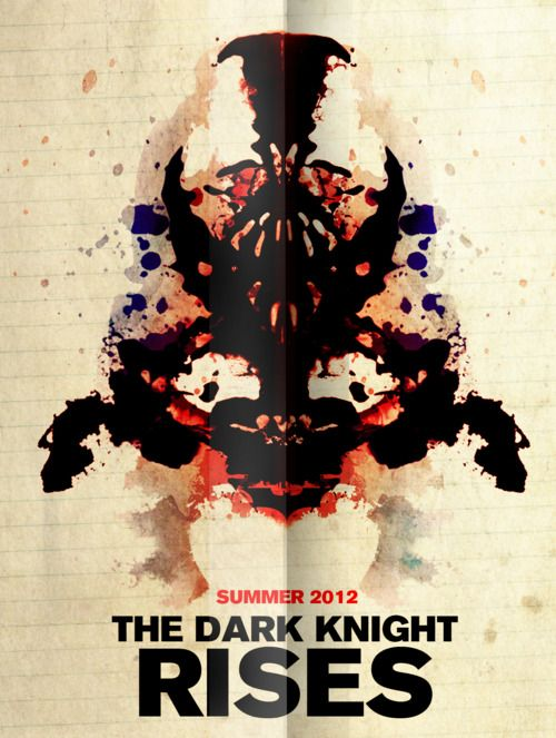 The Dark Knight Rises by mateyboy