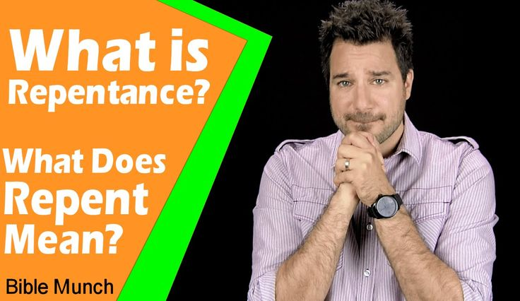 What is Repentance? - What Does Repent Mean? | Jeremiah 34:15-16 Devotio...
