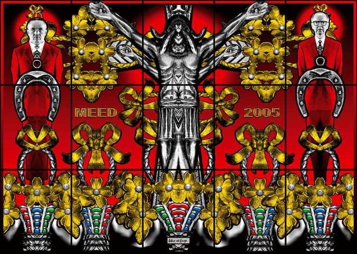 Gilbert And George: 74 Best Graphics Images On Pinterest