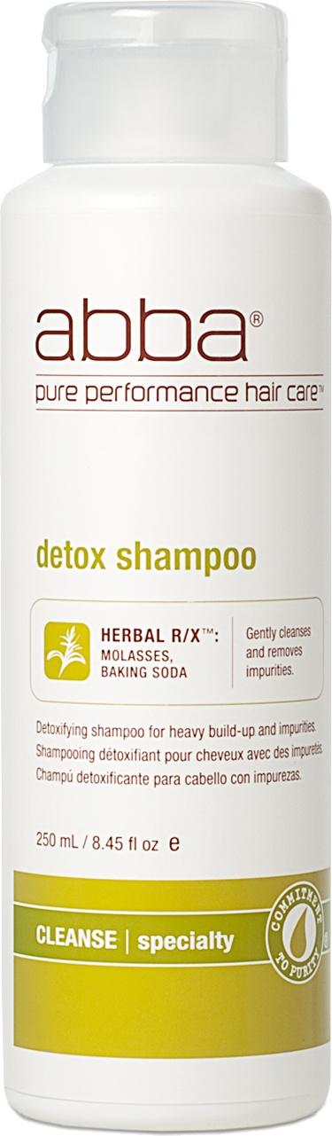 Detox Shampoo | Abba | Pure Performance Hair Care