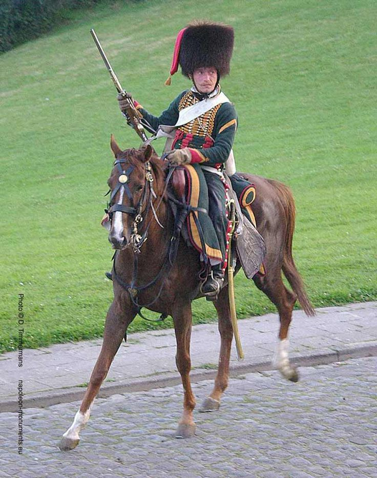 Chasseur a cheval waterloo 2008 napoleonic light for Multiplication cheval