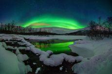 Хибины, Кольский полуостров. Автор фото: Григорий Ильин. Спокойной ночи.