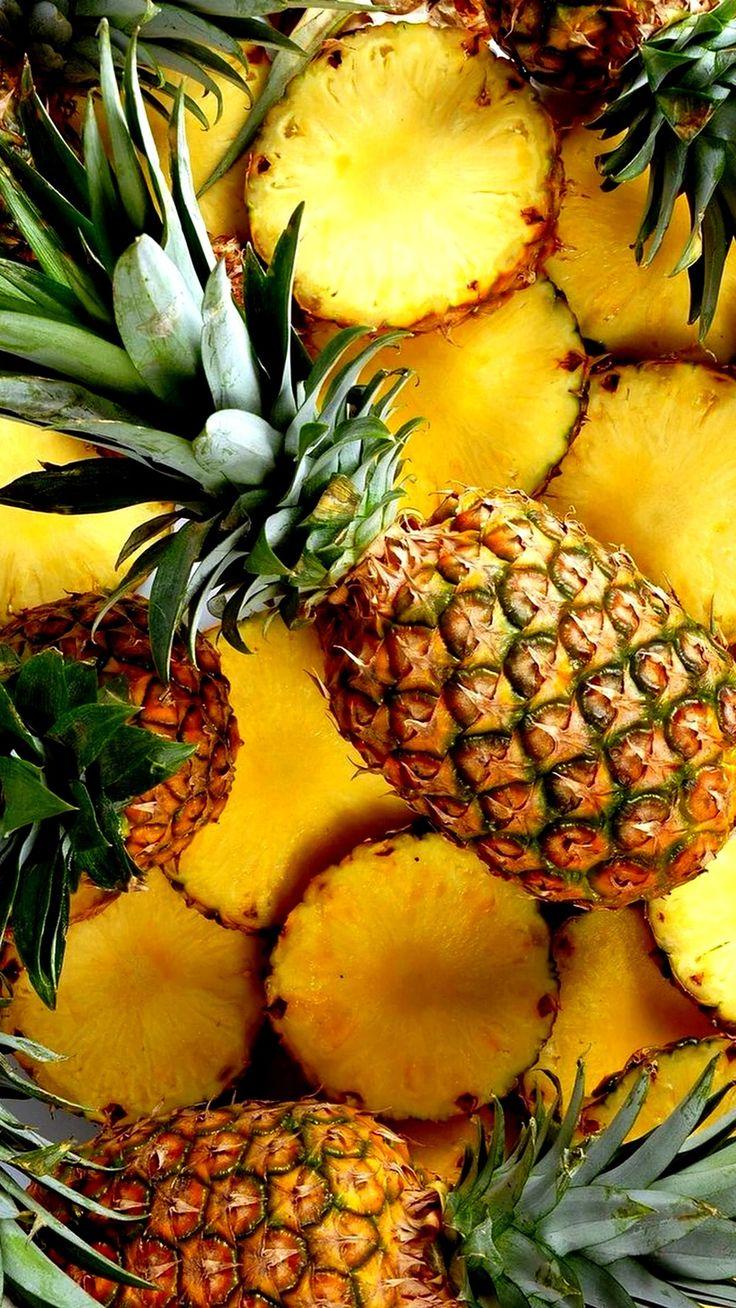 Картинки ананасов на телефон