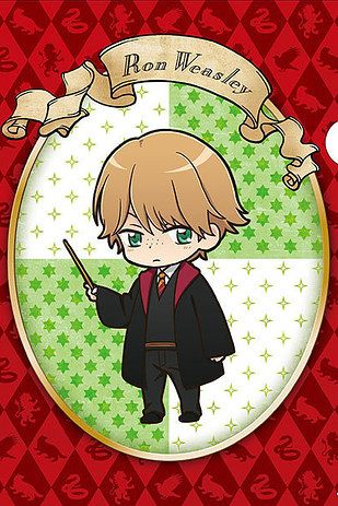 These Official Harry Potter Anime Characters Will Make You Squeal With Joy#.eawr94dngD