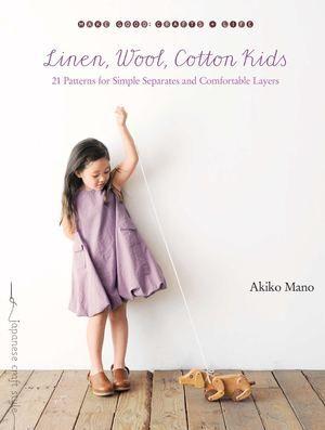 Linen Wool Cotton Kids