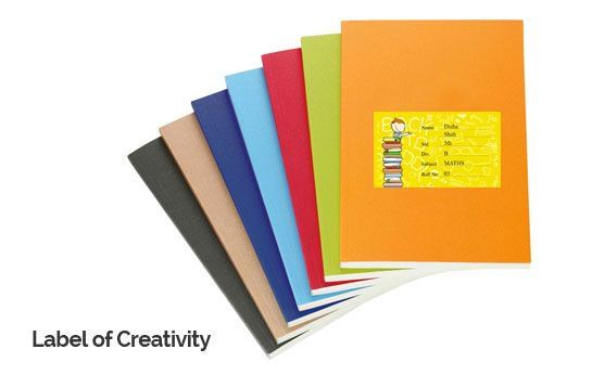 Book Labels | Stationery | Book labels, School stationery
