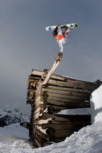 Dean Blotto Gray started as a rider to become later the principal photographer of Burton Snowboards.