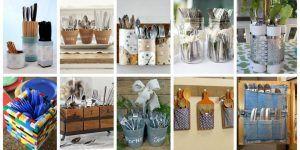 Increíbles Proyectos Decorativos Para Tu Cubiertos
