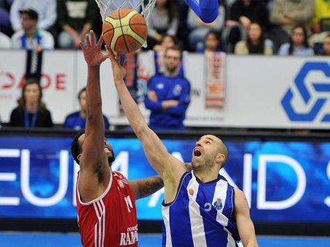 FC Porto sagra-se campeão nacional em basquetebol