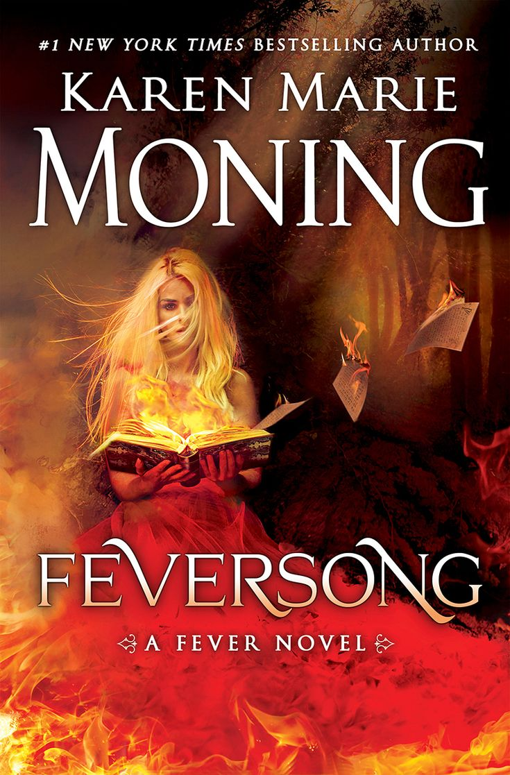 Karen Marie Moning Wraps Her Hit Fever Fantasy Series With Its Ninth  Installment, Feversong,