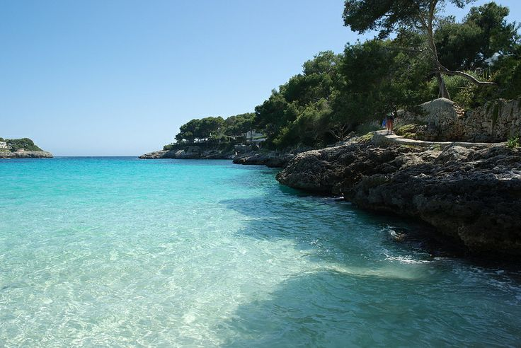 Cala Egos.. that´s around the corner where we have our office.. :-)