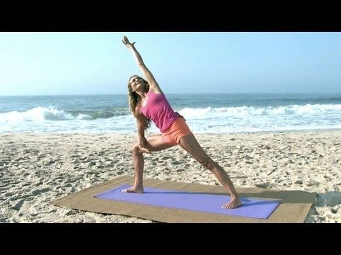 20 Minute Yoga Class: Relaxation - YouTube