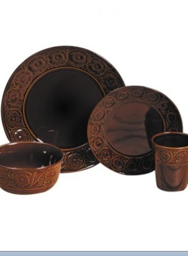 Western Dish Set