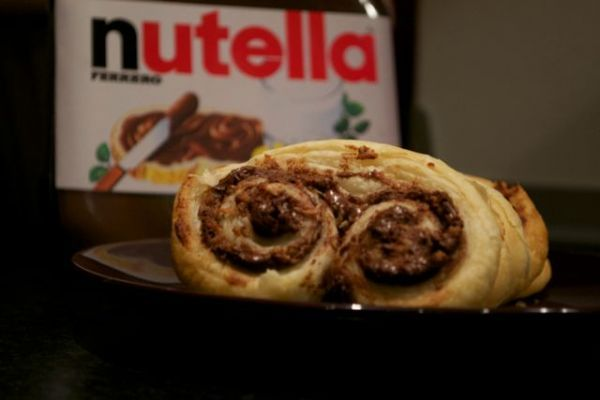 Nutella Palmiers Recipe from the 30 Best Nutella Recipes book
