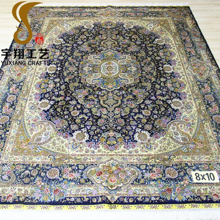 Persian Carpet Quality: 10 Best YuXiang Carpet 8x10ft High Quality Handmade