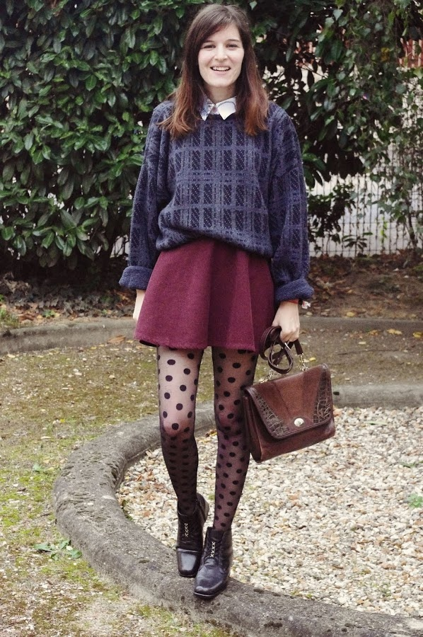 Patterned Knitted Sweaters