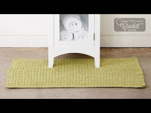 Time Is Short Attention Spans Are Even Shorter Many Of Us Like It Quick And Easy Here Is A Collection Of 44 Crochet For Dummies Bath Mat Crochet Projects