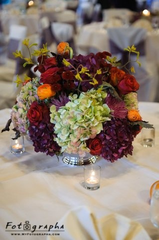 Featured Events - Fall Emory Conference Center Wedding