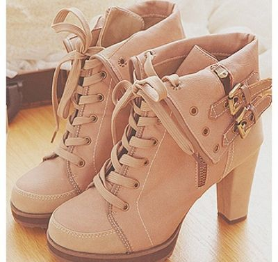 Heels usually aren't my thing, but I really do like these.
