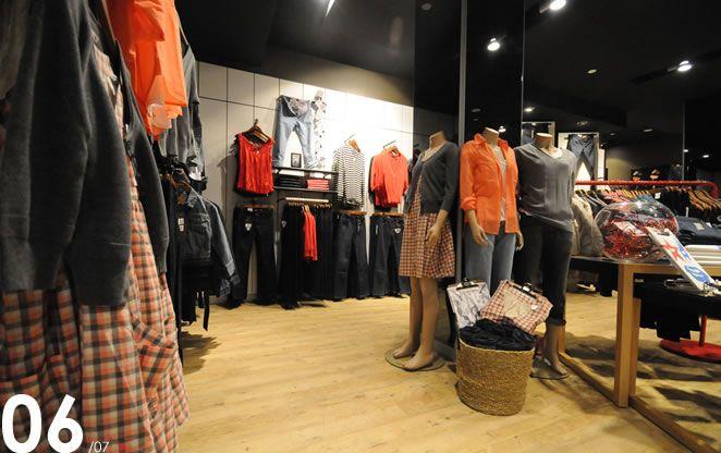 Levis shop by ACRD