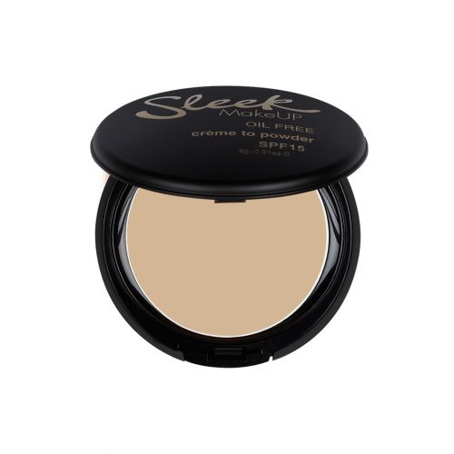 Sleek Crème to Powder Foundation - Oatmeal