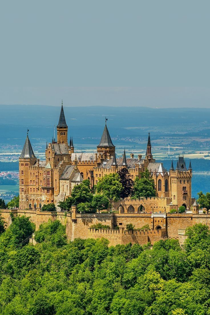 There S No Shame In Admitting It We Ve All Dreamed Of Being Royalty Instead Of Kissing Frogs Or Holding Germany Castles Beautiful Castles Hohenzollern Castle