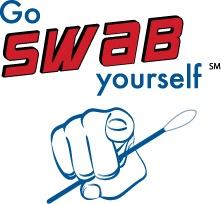 Swab a cheek, save a life. My husband is a 7 year cancer survivor, thanks to a bone marrow transplant.