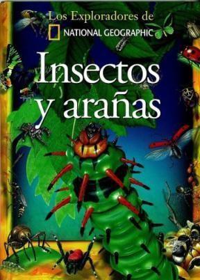 insectos y arañas national - Libros informativos