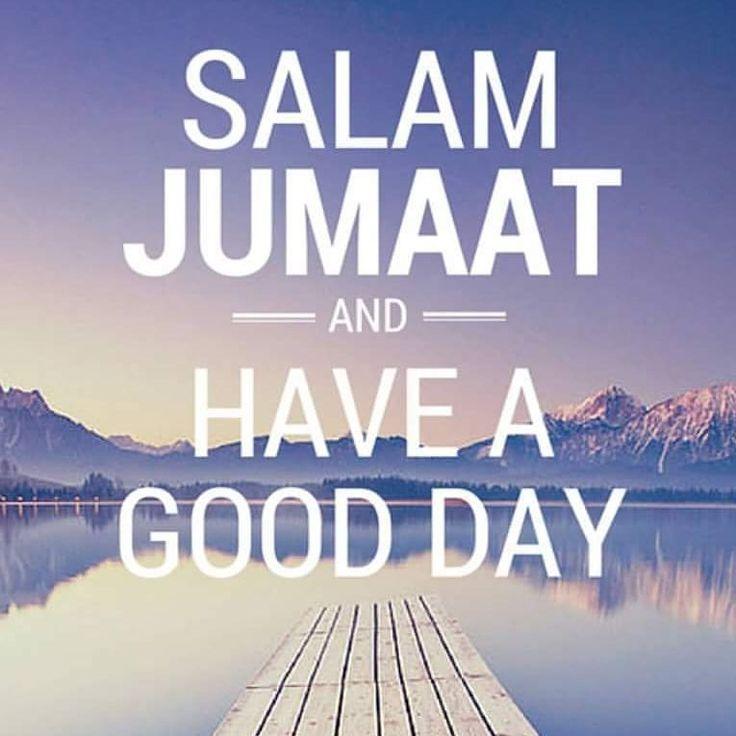 السلام عليكم Selamat pagi. Sudah solat dhuha? Mari perbanyakkan selawat ke atas nabi kita Muhammad SAW. Mandi sebelum ke masjid untuk menunaikan solat Jumaat serta baca surah al-kahfi ya.