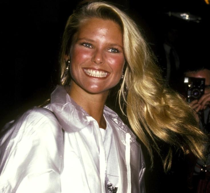 Christie Brinkley, 1982