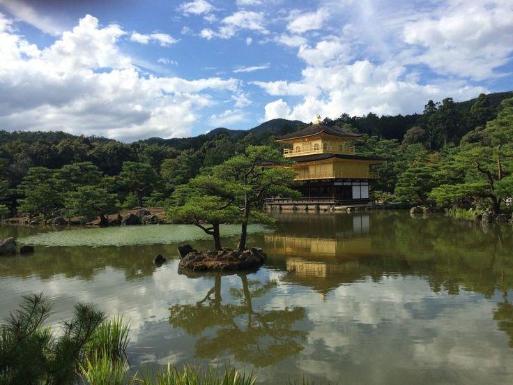 Kinkakuji Goldener Tempel Kyoto - Auf der Suche nach dem inneren Zen