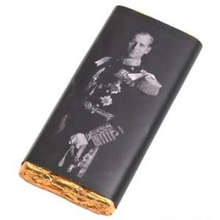 Prince Philip Dark Chocolate (100g).  Who knew?!