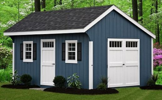 Best Gardens Backyards And Storage Sheds On Pinterest 400 x 300