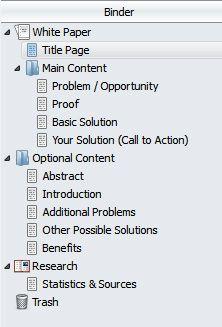 scrivener white paper template - Scrivener Resume Template