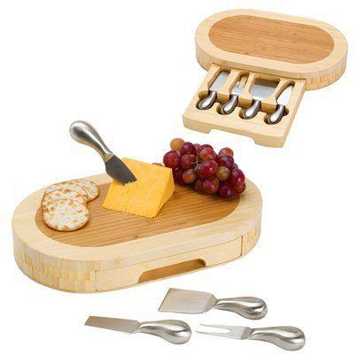 Formaggio Cheese Board Set