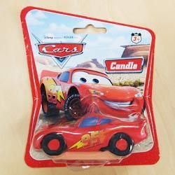 Party Time Celebrations  - Disney Cars 2 Party Candle, $5.95 (http://www.partytimecelebrations.com.au/disney-cars-2-party-candle/)