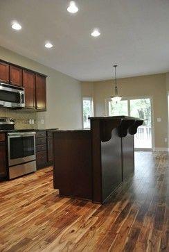 Acacia Wood Floor Design Ideas, Pictures, Remodel and Decor