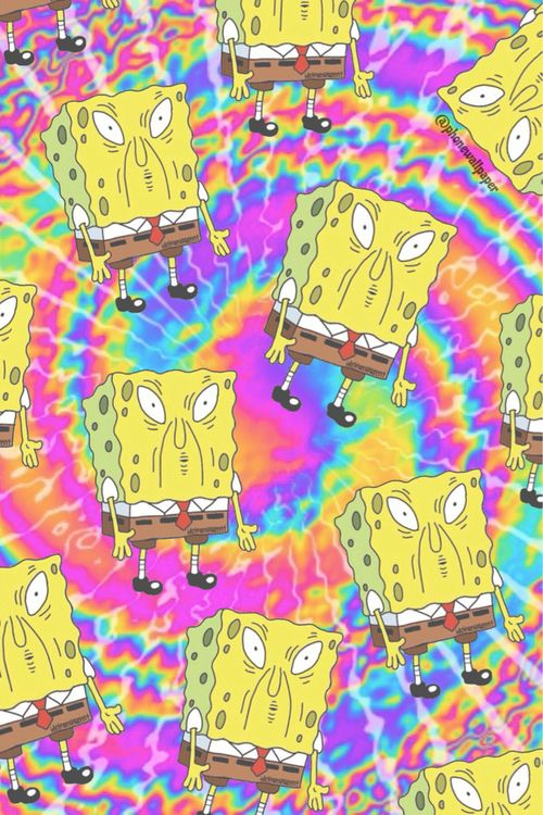 Imagen de wallpaper, spongebob, and background | wallpaper ...