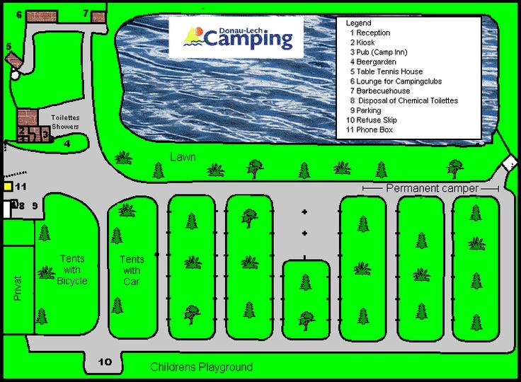 Donau-lech camping