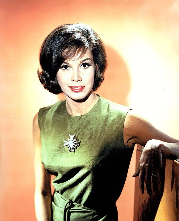 Mary Tyler Moore died at the age of 80 on January 25, 2017. The iconic actress, star of The Mary Tyler Moore Show, died from cardiopulmonary arrest complicated by pneumonia. She had reportedly been in poor health for several years. (REX/Shutterstock)