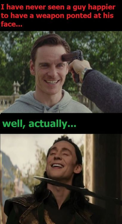 annnnnnddd then there's Loki