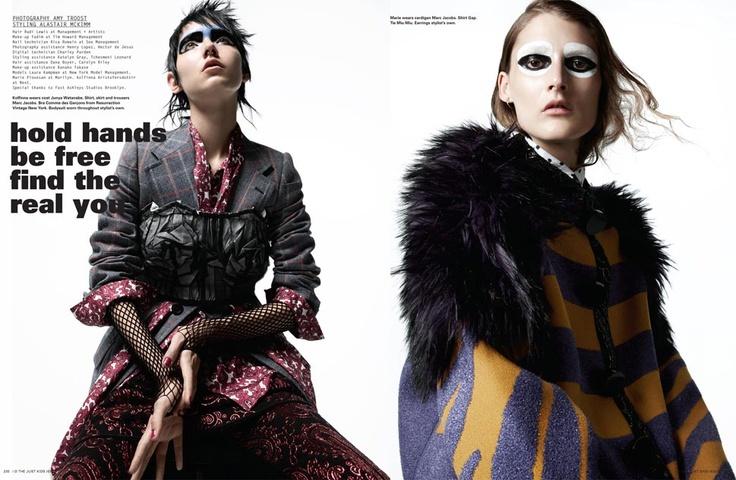 i-D Magazine, styling Alastair McKimm