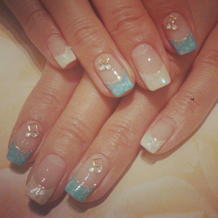 My nail design - Aug., 2013
