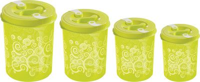 Round Shape Green Colored Plastic Kitchen-mate From Flair @ Rs 330
