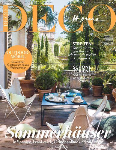 16 best deco home magazin cover images on pinterest decorations garten and magazine. Black Bedroom Furniture Sets. Home Design Ideas